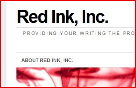 Red Ink, Inc.