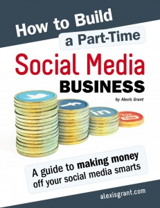 How to Build a Part-Time Social Media Business