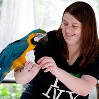Apparently Jade likes birds.