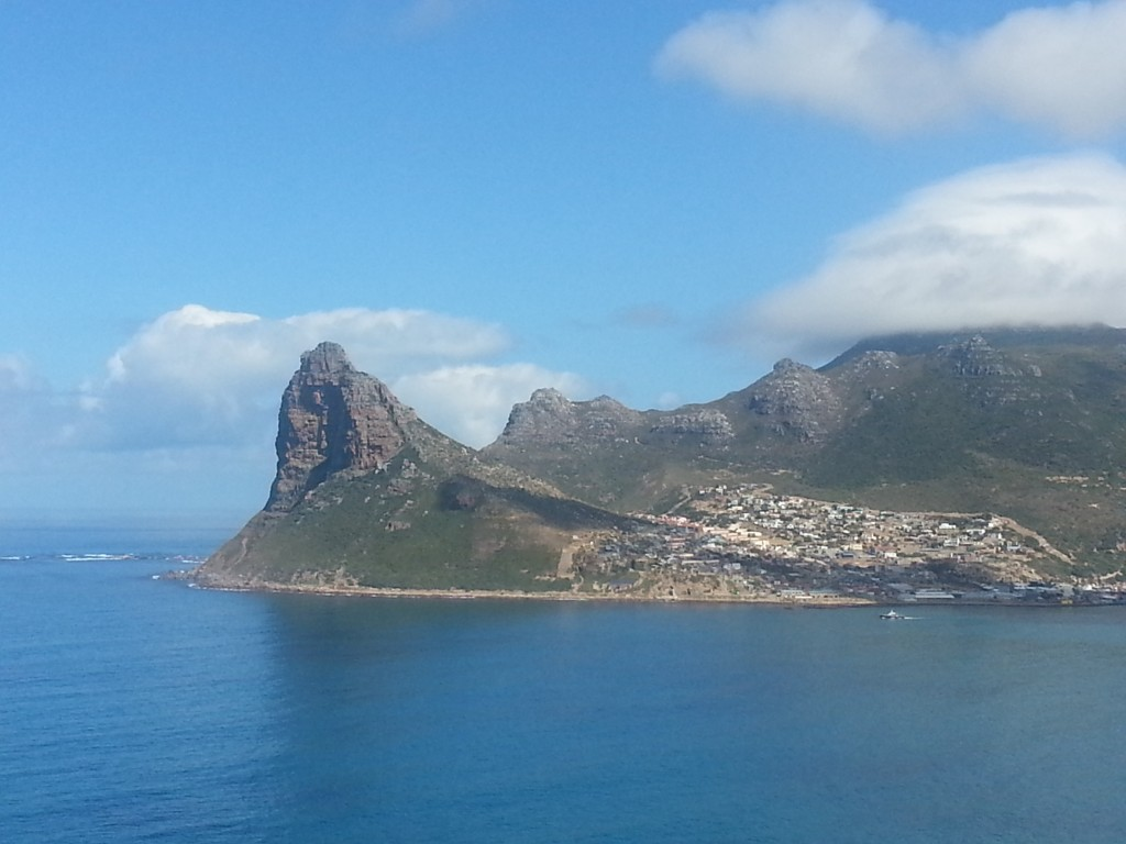Republic of Hout Bay (outside of Cape Town, S. Africa)