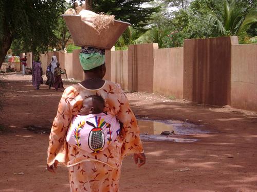 Image: Life in Mali
