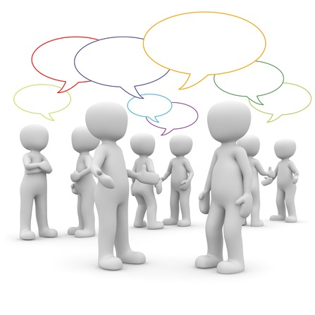 Image: Get people talking