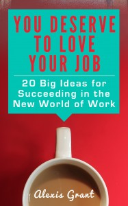 Book cover: You Deserve to Love Your Job