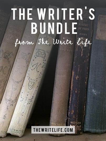 Image: The Writer's Bundle