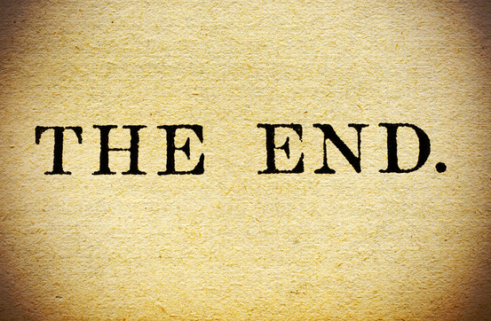 Image: The End