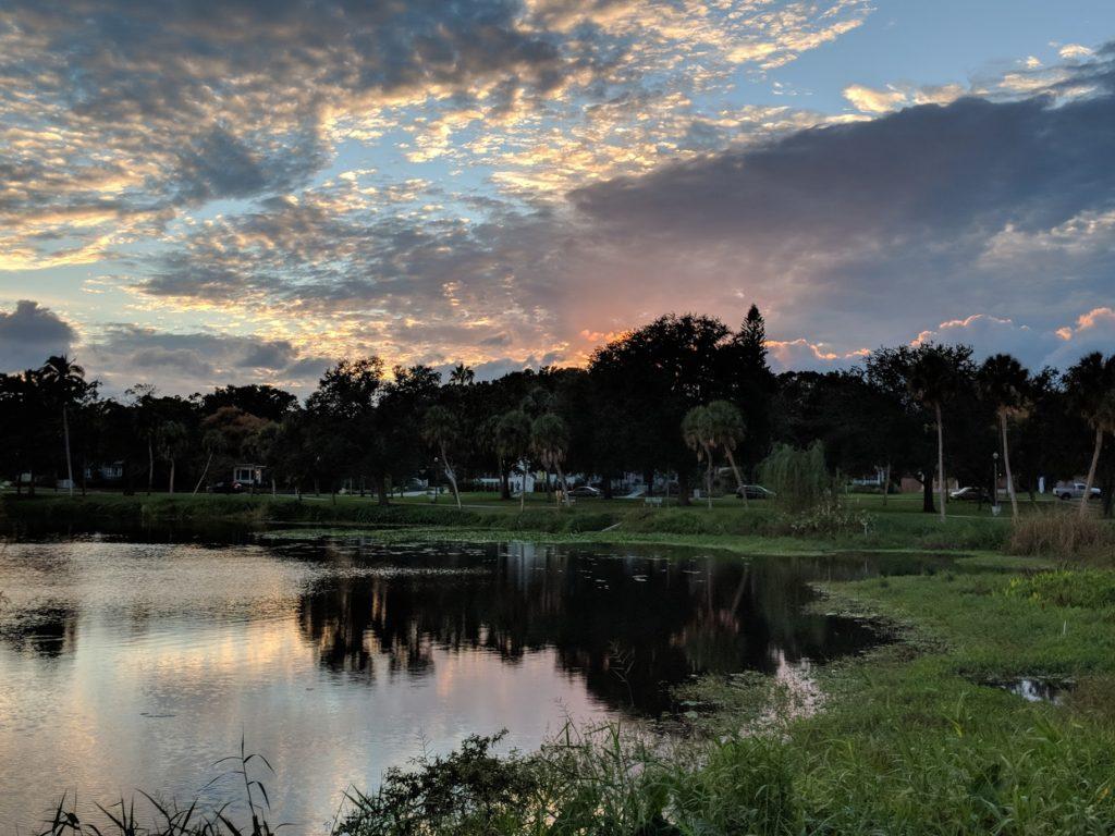 Crescent Lake, Saint Petersburg, Florida