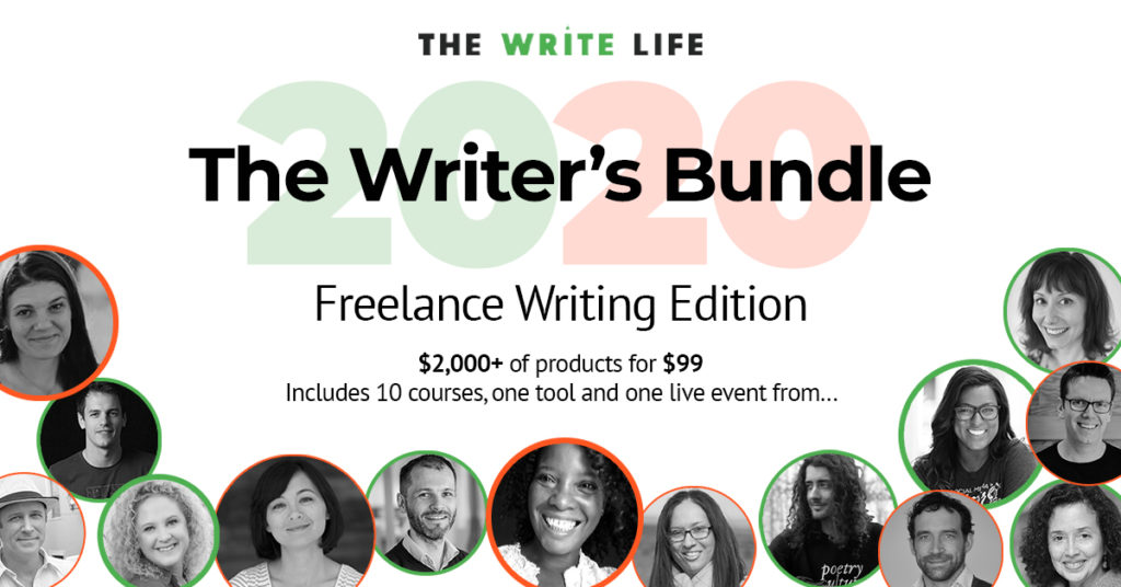 The Writer's Bundle 2020