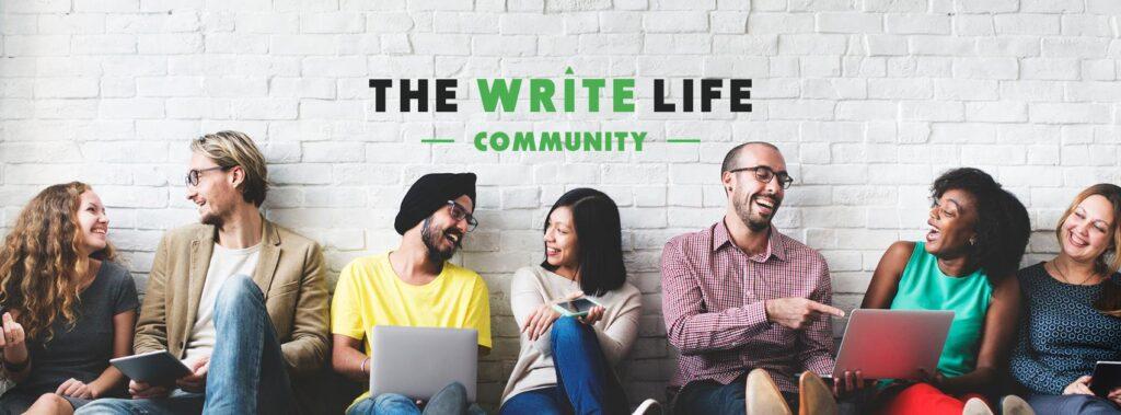 The Write Life community